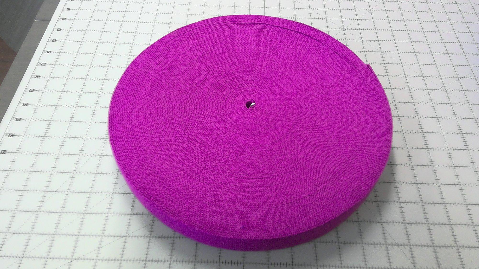 1 1/2 in Purple Webbing