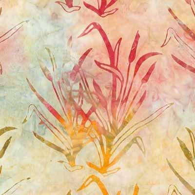Cantik Batiks 1062-235 Cattails