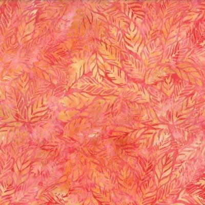 Wilmington Batiks 22143-808 Coral