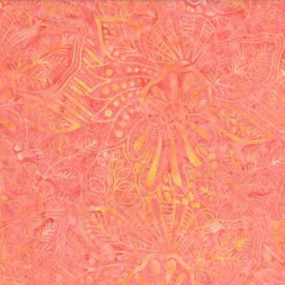 Wilmington Batiks 22150-808 Coral