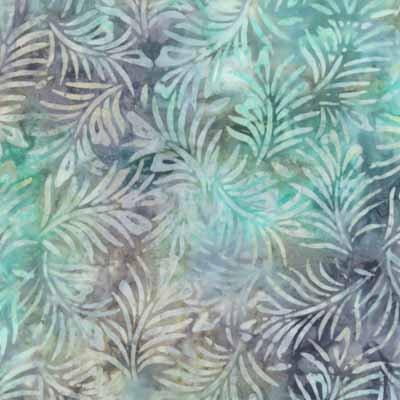 Wilmington Batiks 22154-797 Green Gray