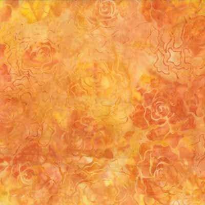 Wilmington Batiks 22159-885 Orange