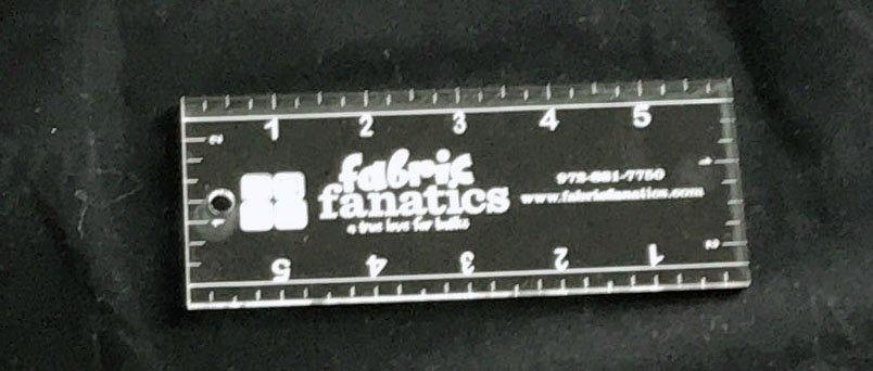 6 x 2.5 Ruler