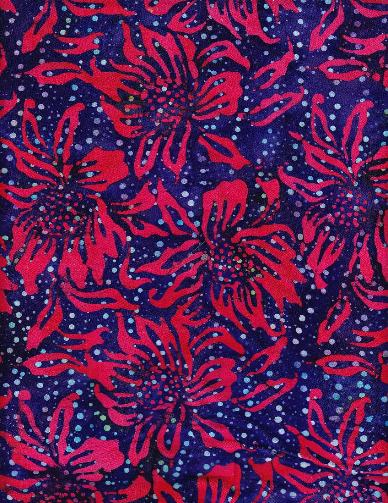 Batiks by Mirah BQ-4-5808