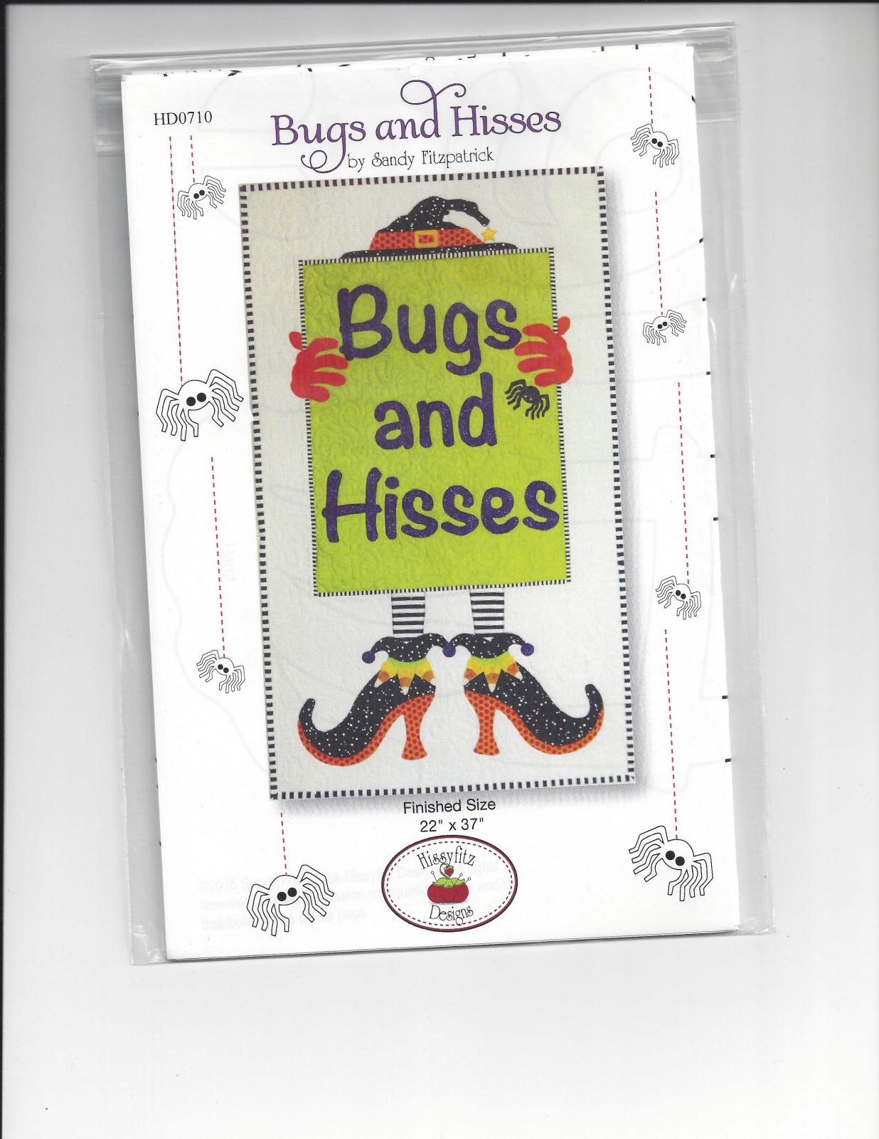 Bugs and Hisses Pattern