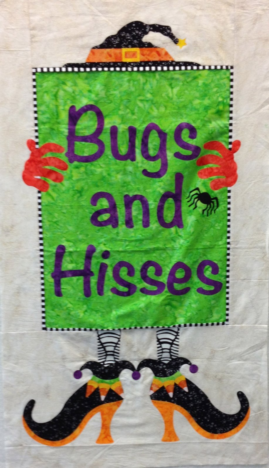Bugs and Hisses Kit - Laser Cut & Fused
