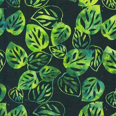 Cantik Batiks 1035-736 Lime