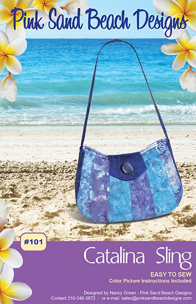 Catalina Sling by Pink San Beach Designs