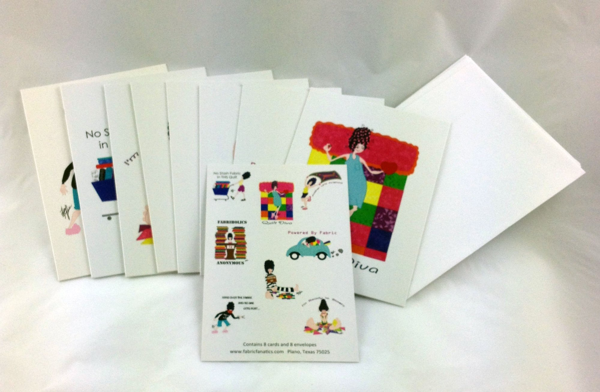 Fabby Note Cards
