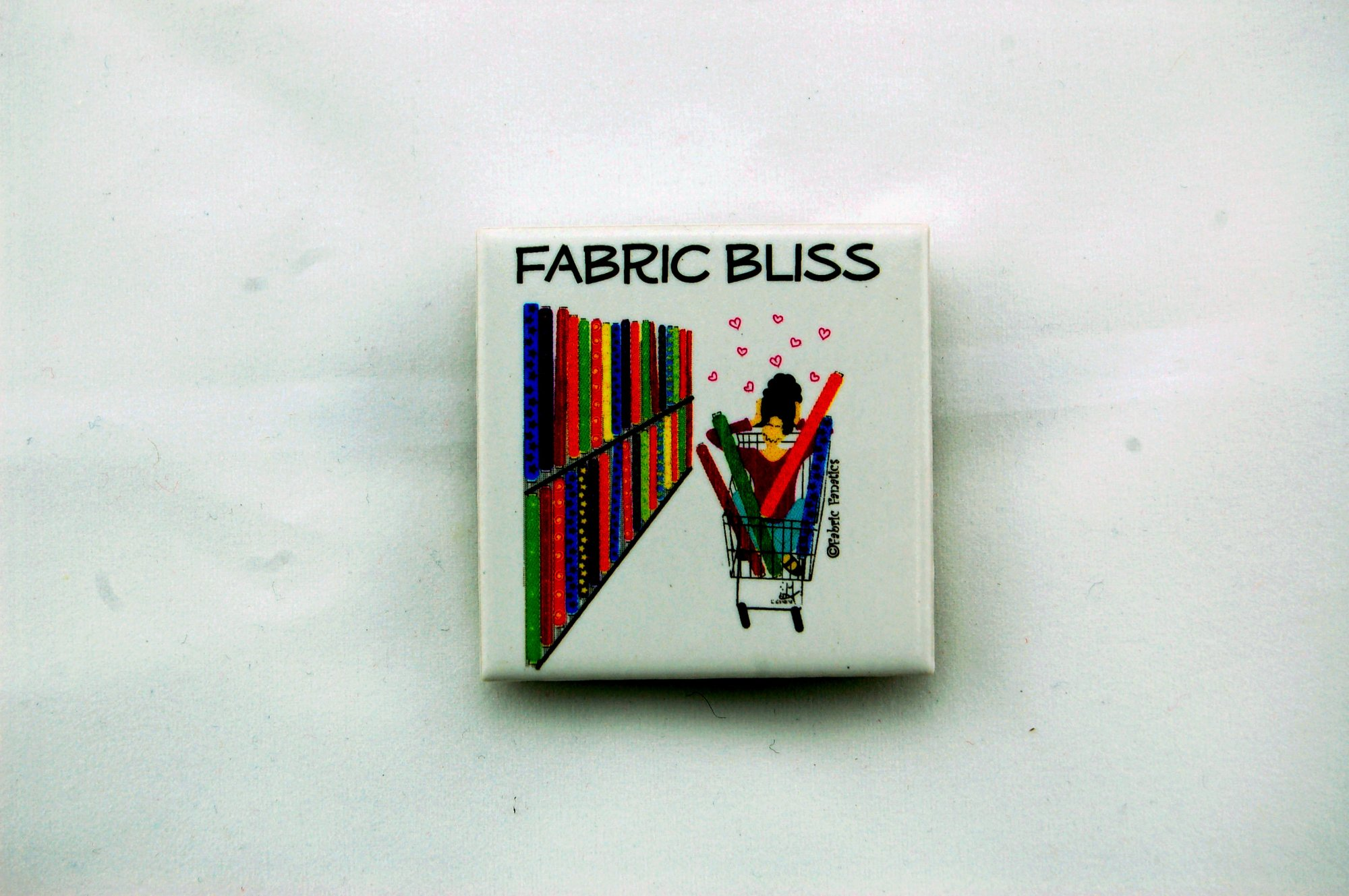 Fabric Bliss Magnet