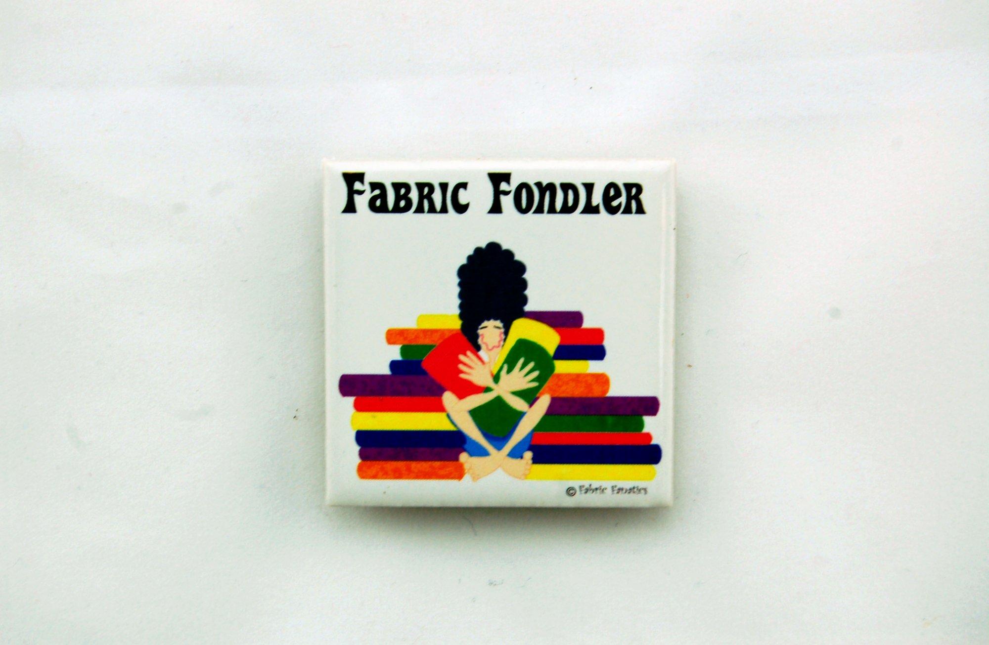 Magnet Fabric Fondler