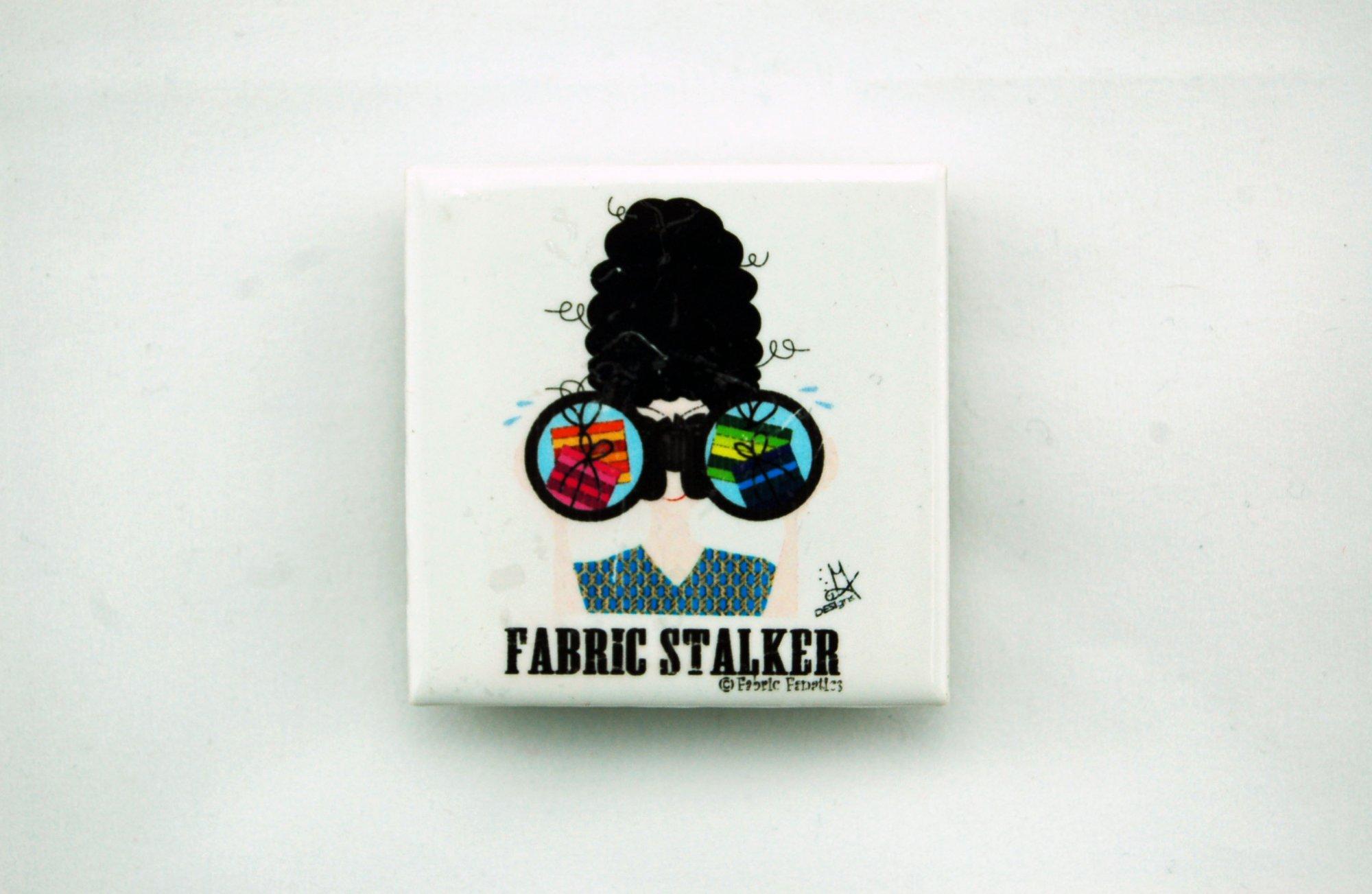 Magnet Fabric Stalker