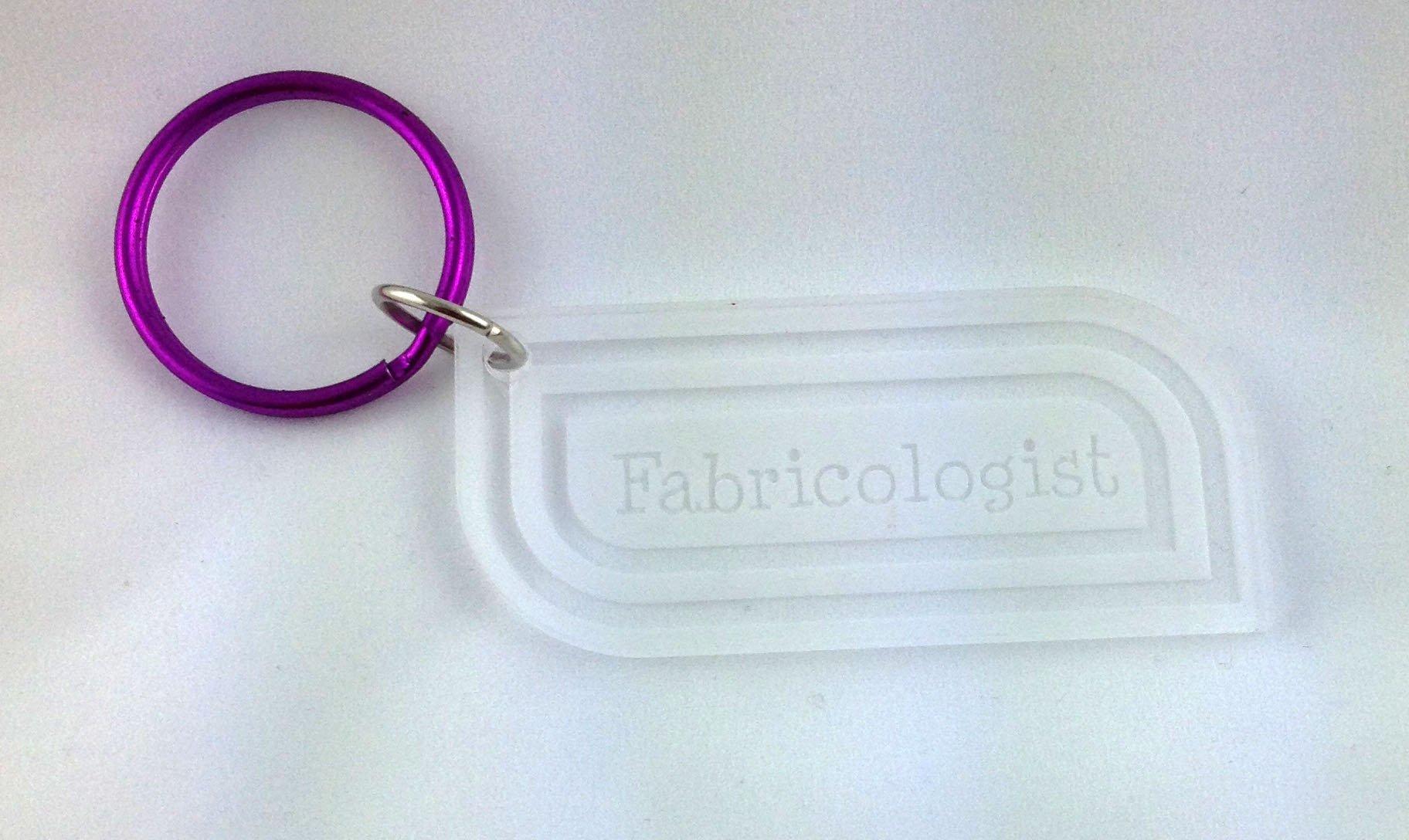 Key Ring-Fabricologist
