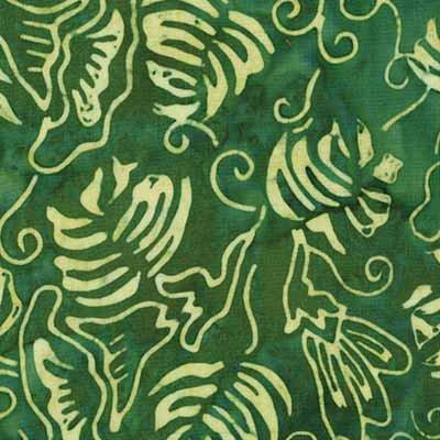 Fresh Batiks FB015-21 Green