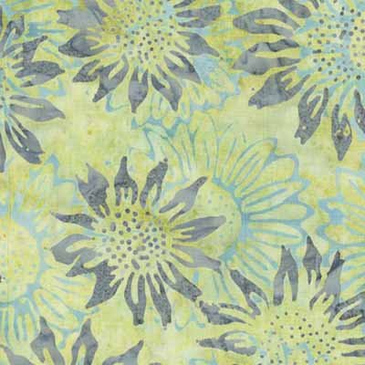 Fresh Batiks FB019-109 Light Mint