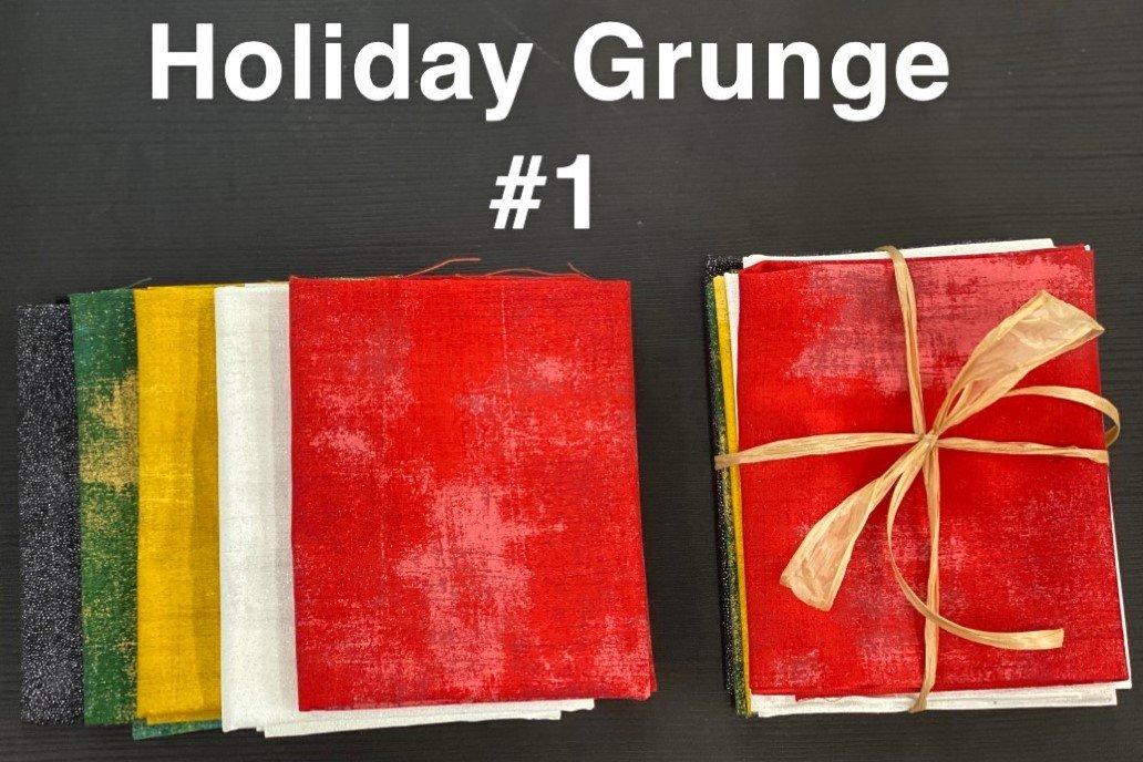 Grunge 1 FQ bundle ( 5FQ)