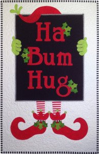 Ha Bum Hug Kit - Laser Cut & Fused