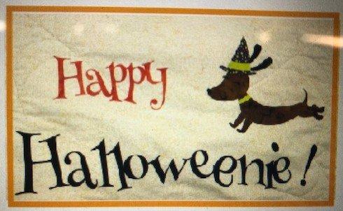 Happy Halloweenie Kit (laser/pre-fused)