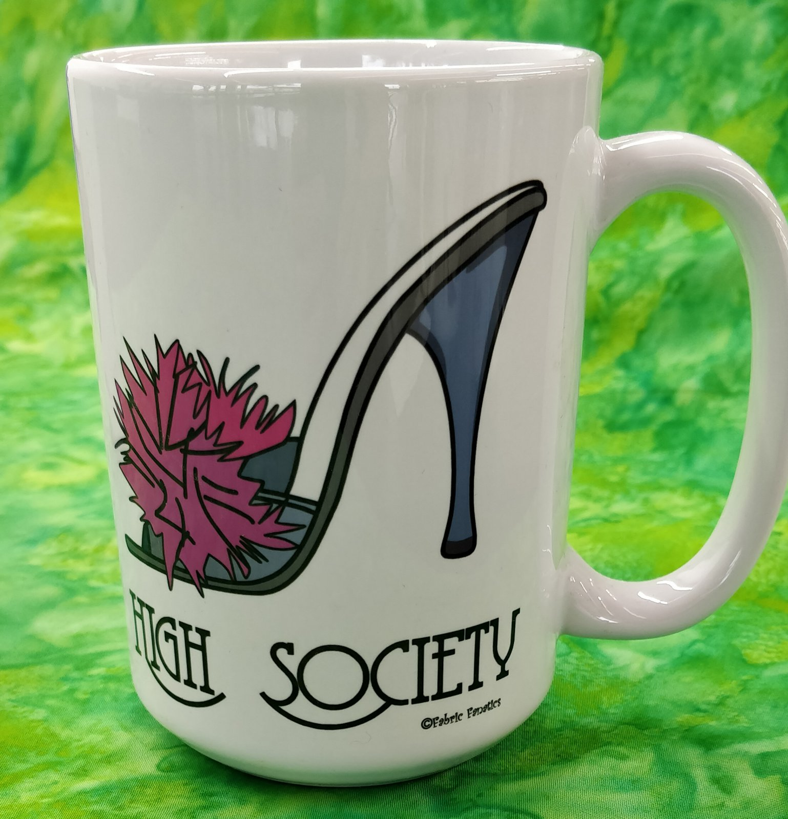Mug - High Society - in store or curbside