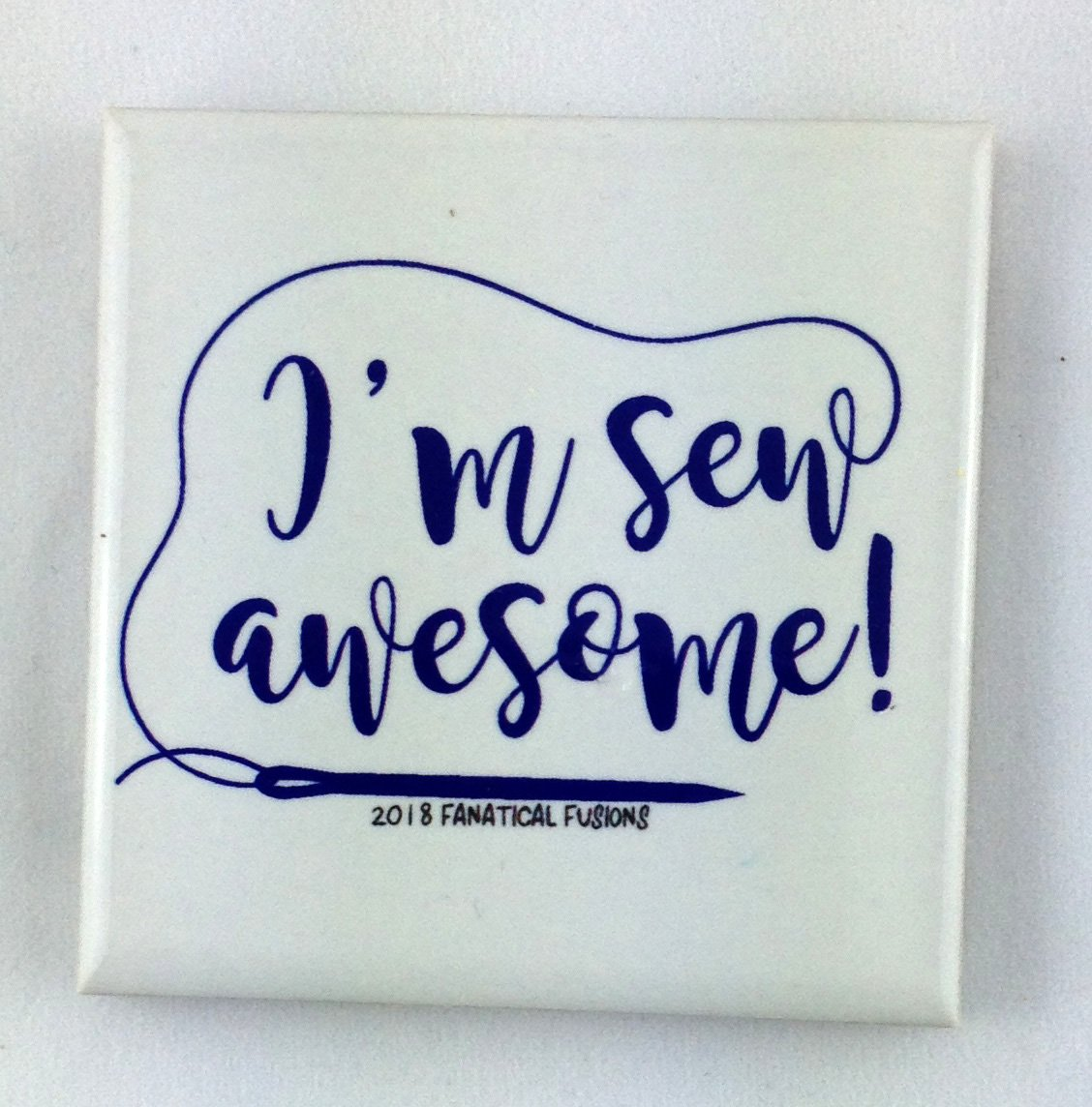 I'm so awesome! magnet