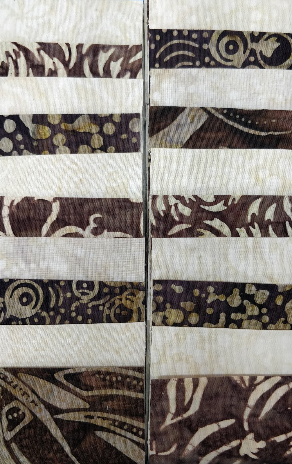Coffee and Cream Two Steps Mini Strip Pack