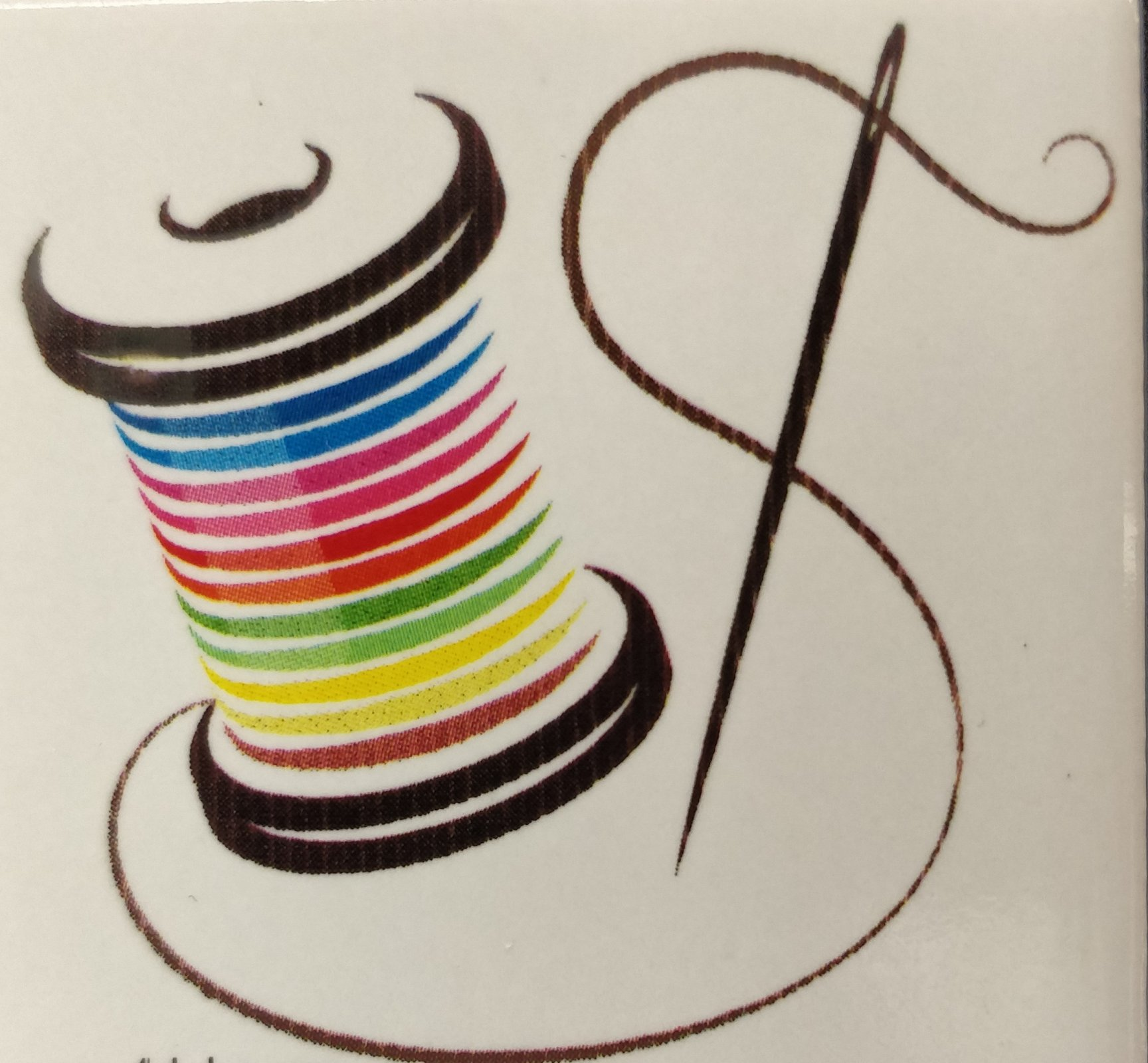 Colorful Spool Magnet