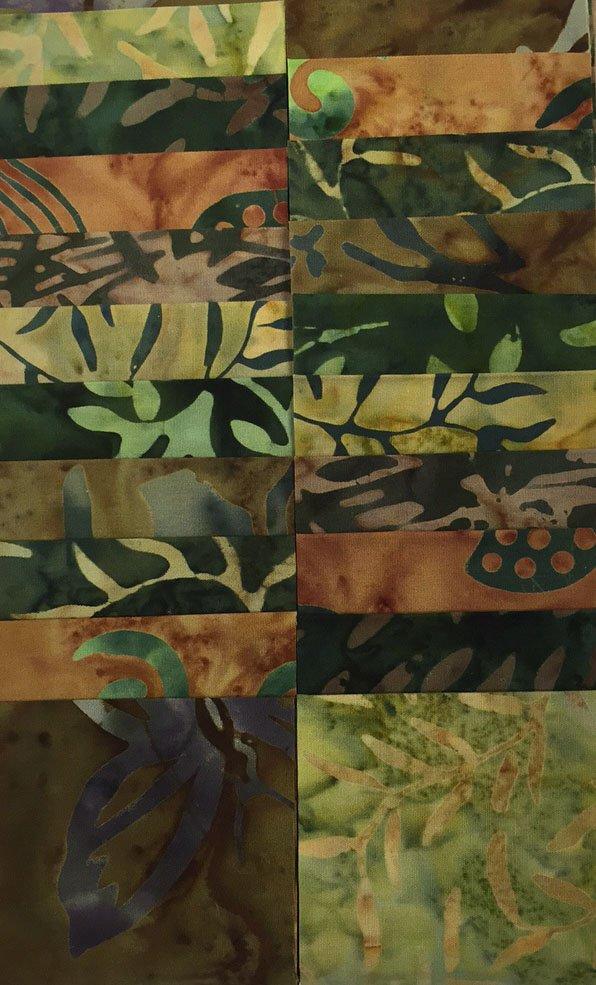 Jungle Mini Strip Pack