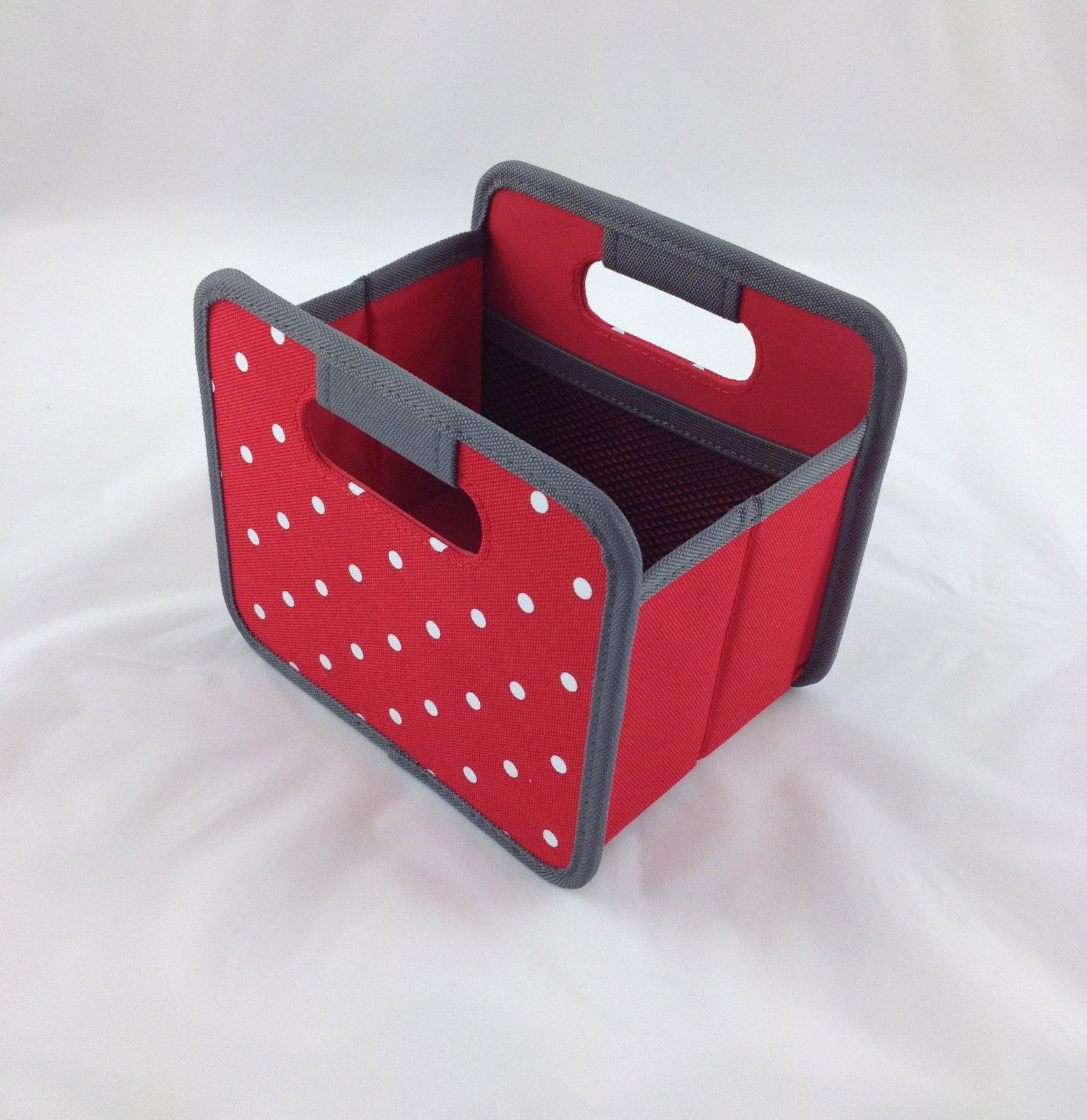 Foldable Mini Box Dot Hibiscus