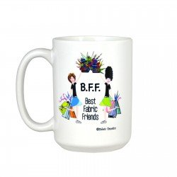 Mug- Best Fabric Friends