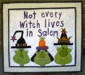 Not Every Witch Lives in Salem kit