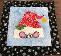 Santa Mouse Kit