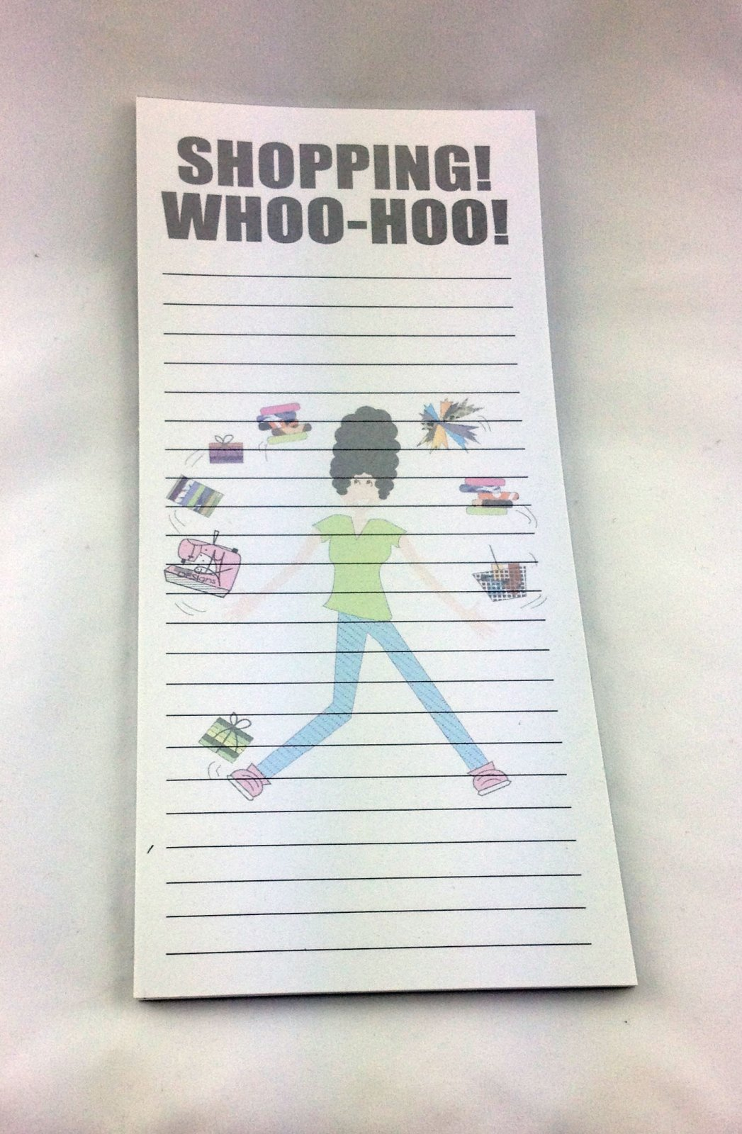 Fabby Magnetic Shopping List