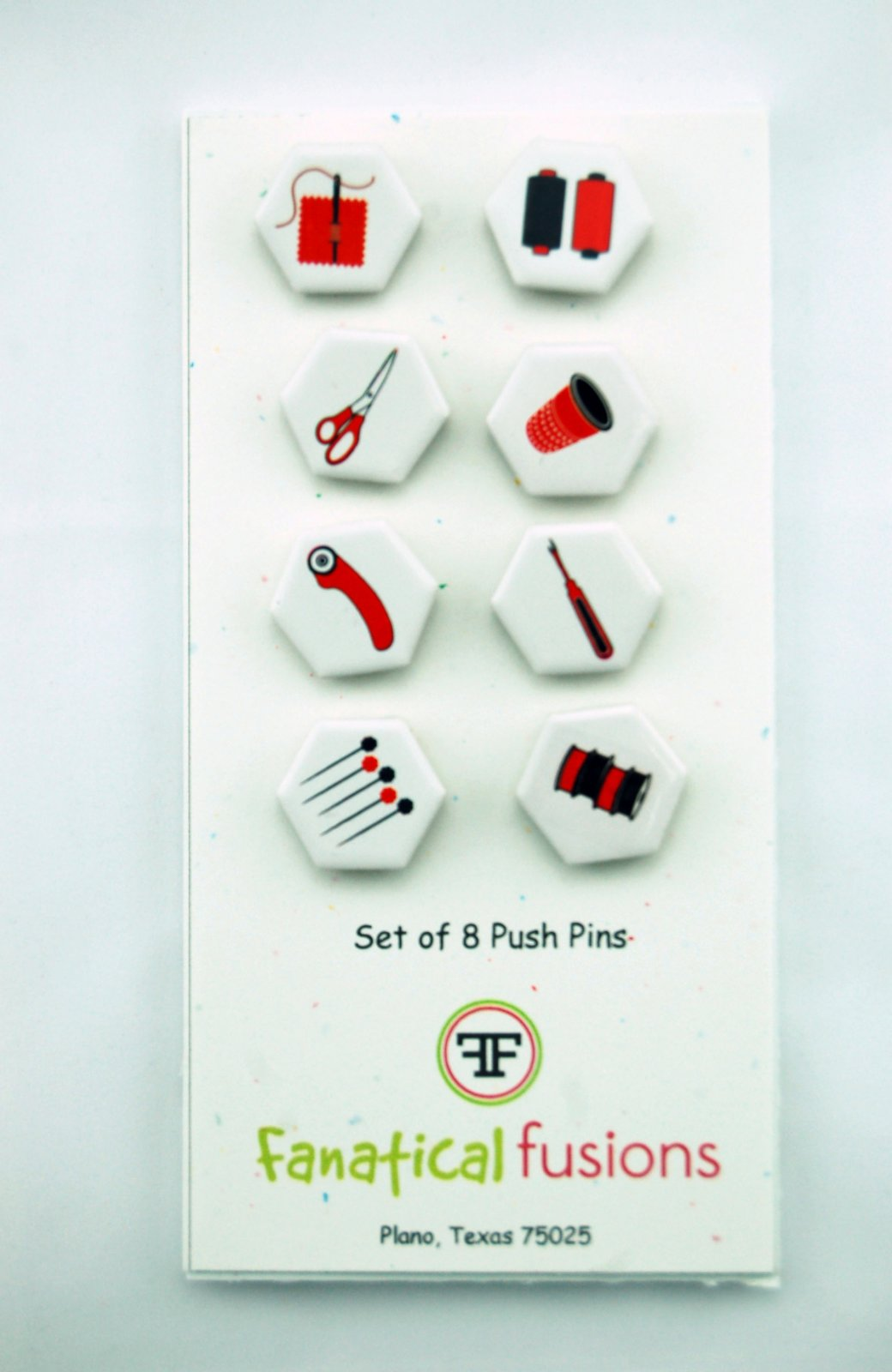 Mini Magnets-Set of 8
