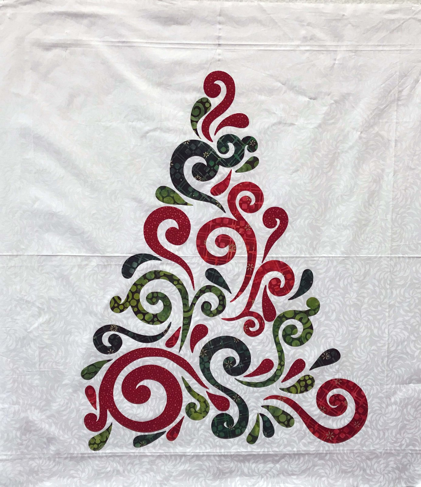 Swirled Christmas Tree Kit