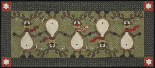 Topsy Turvy Reindeer Kit