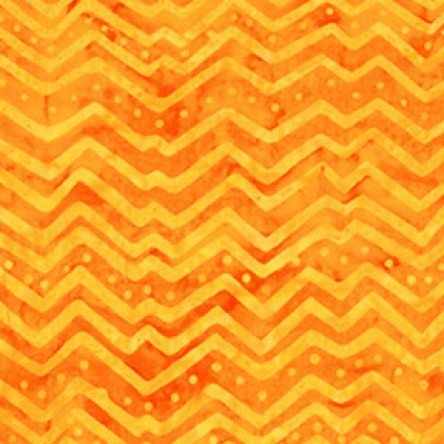 Fresh Batiks Y2494-36 Orange