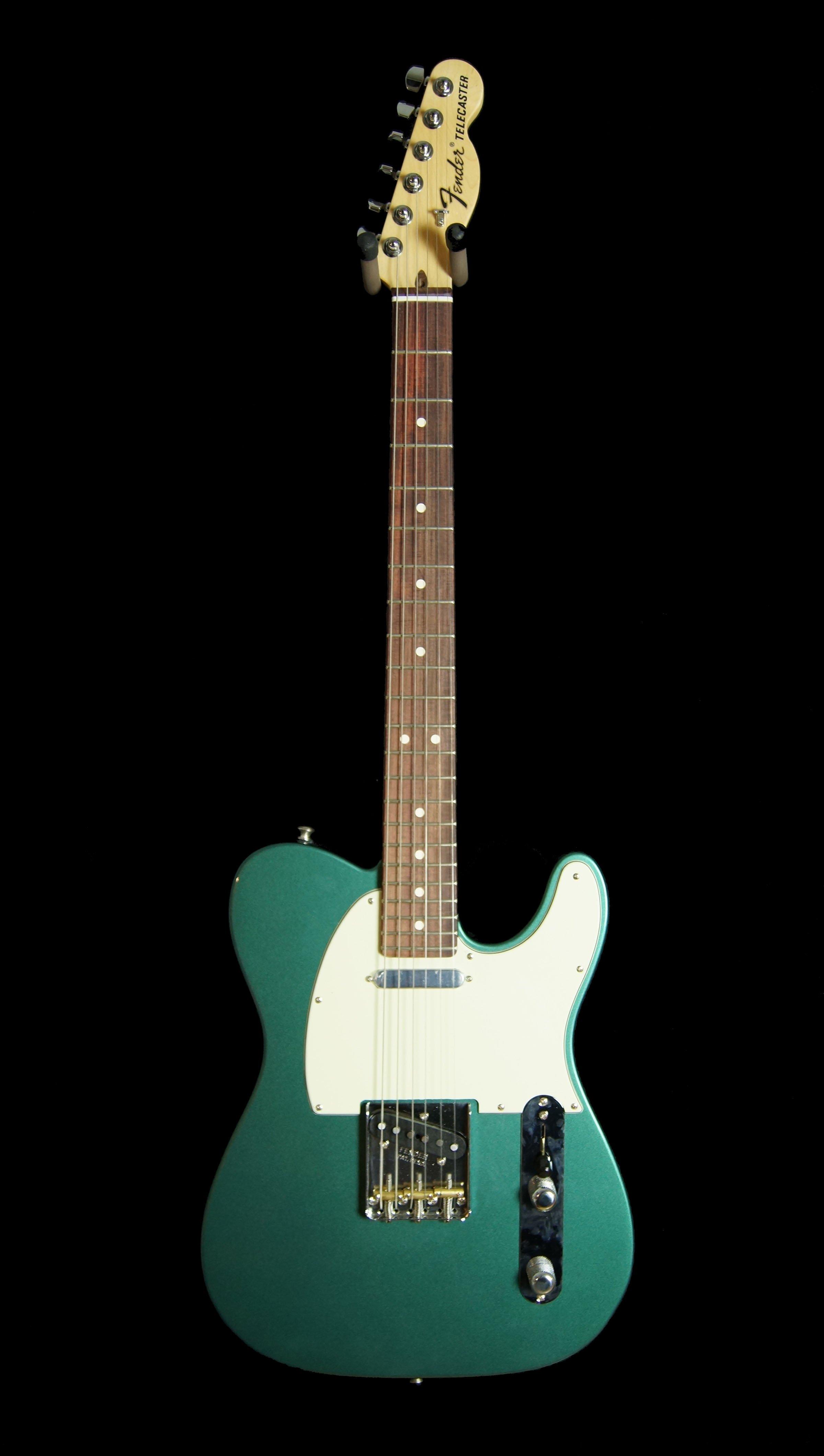 Fender, American Special Telecaster®, Sherwood Green Metallic - Mike Craig