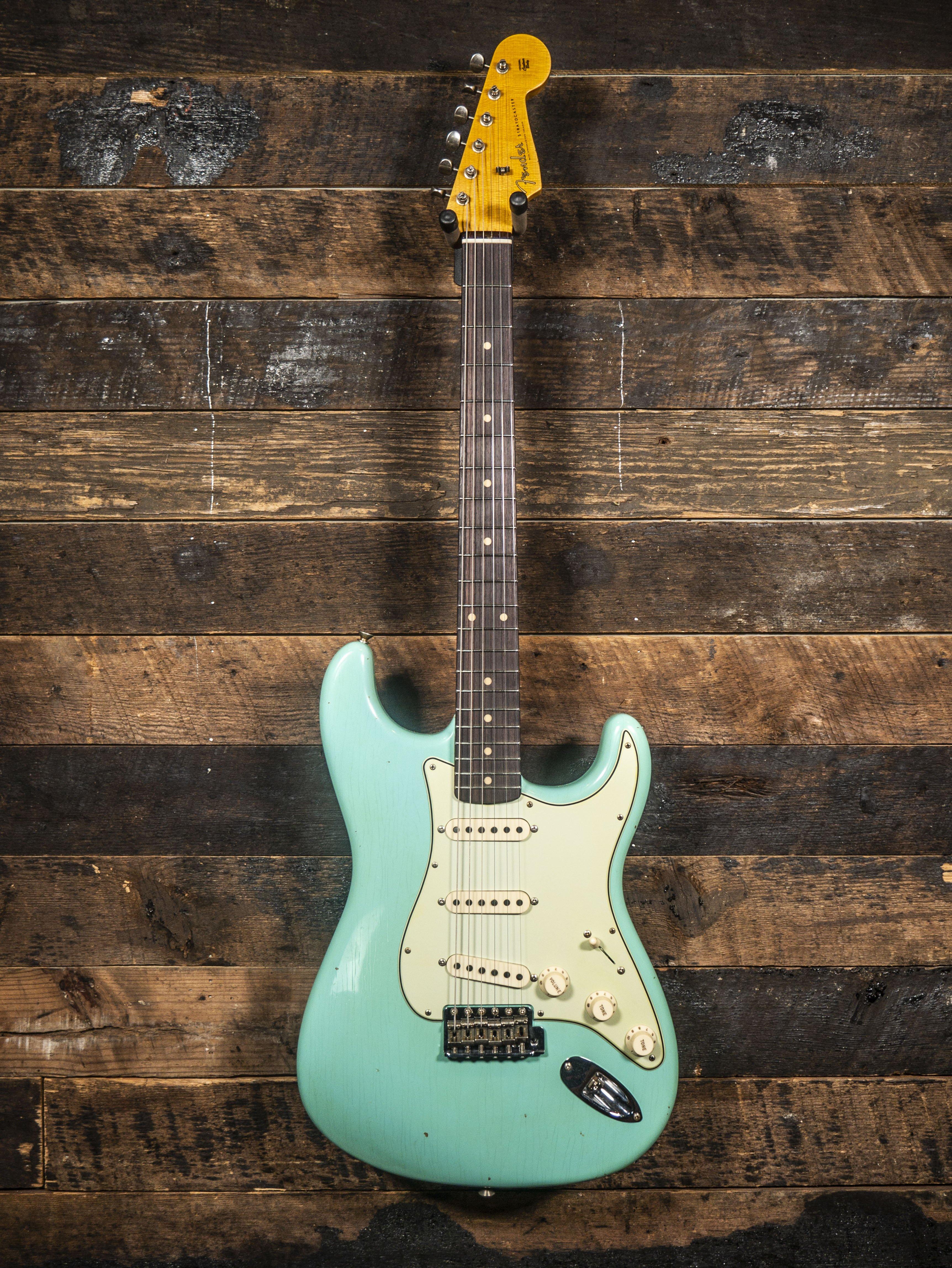 Fender Custom Shop Limited '59 Stratocaster Seafoam Green