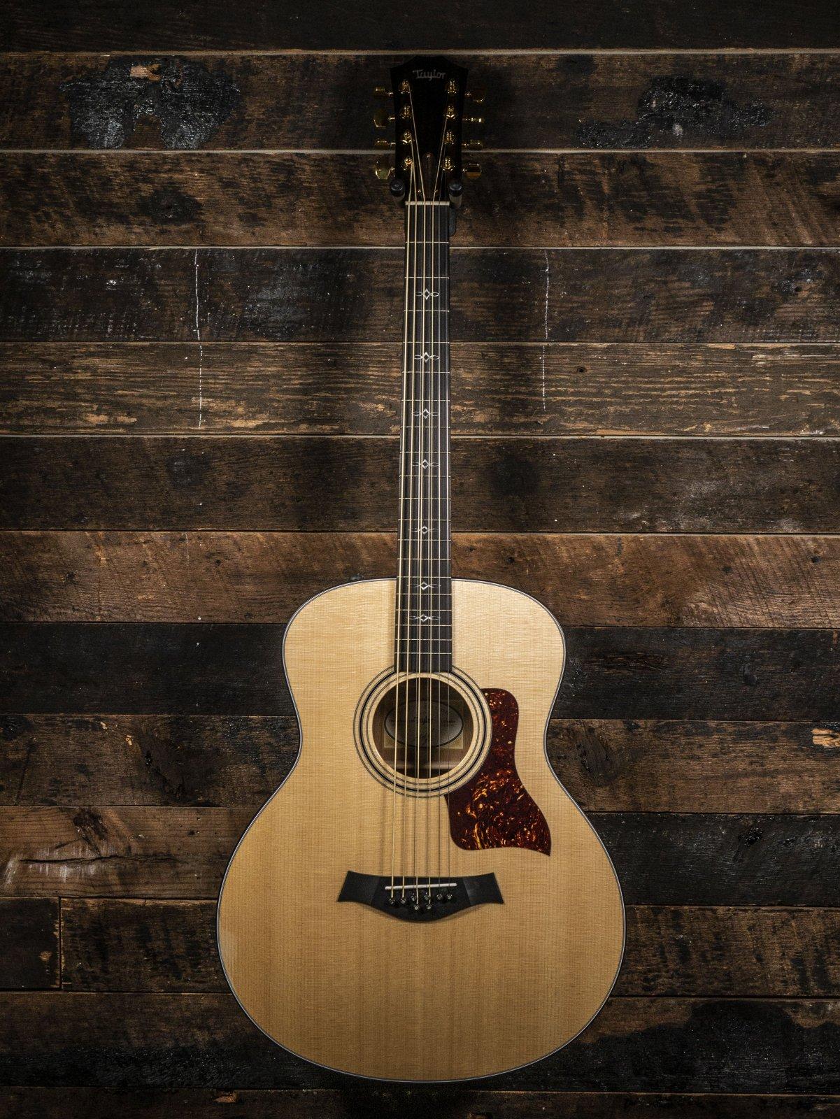Taylor Limited Baritone 8 String 316e Natural Lutz Top