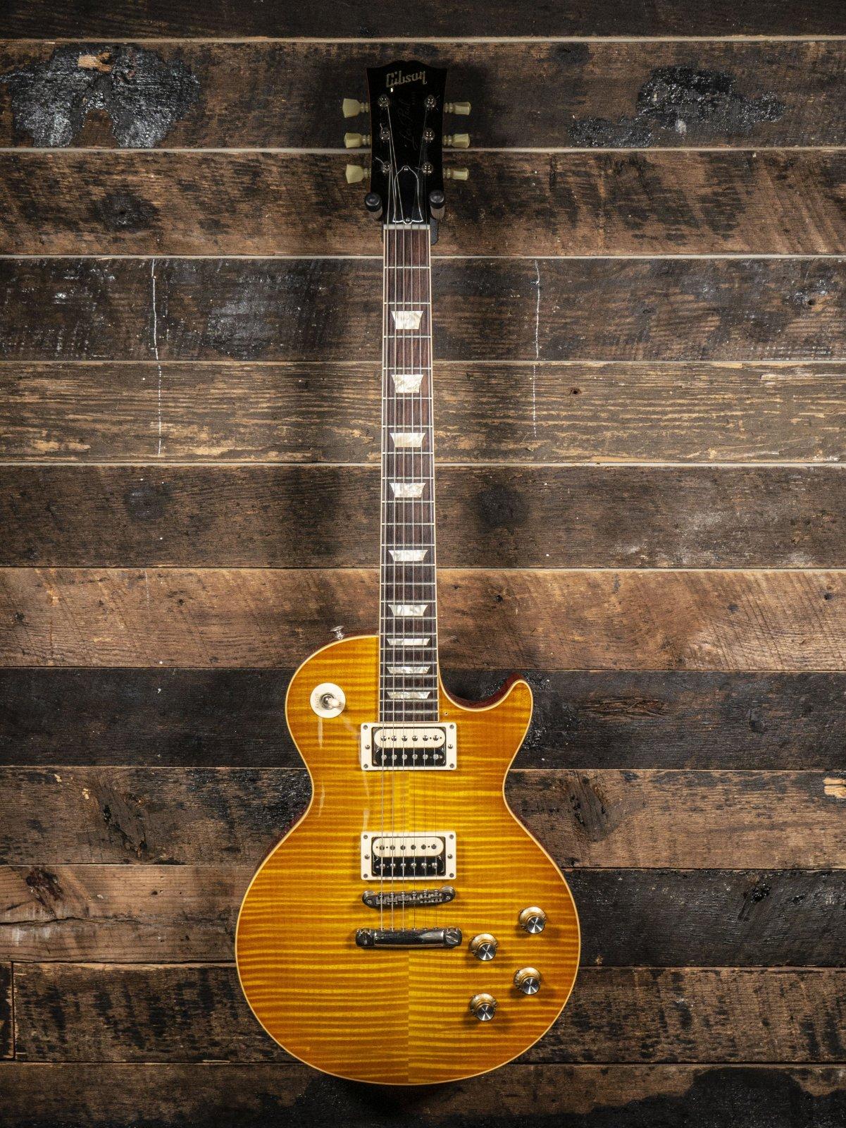 Pre-Owned Gibson Custom Shop Les Paul R0