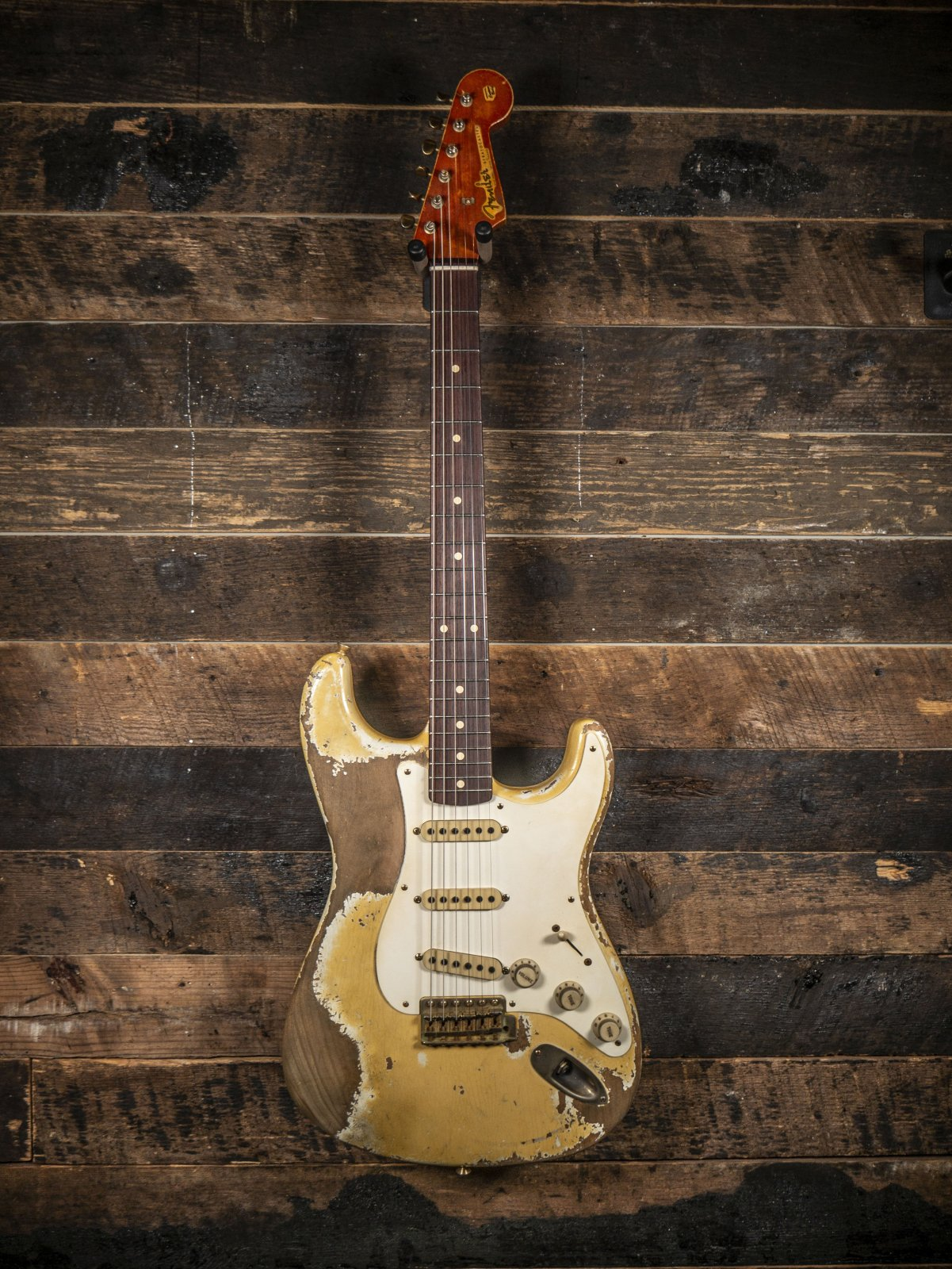 Masterbuilt Vincent Van Tright 1959 Stratocaster