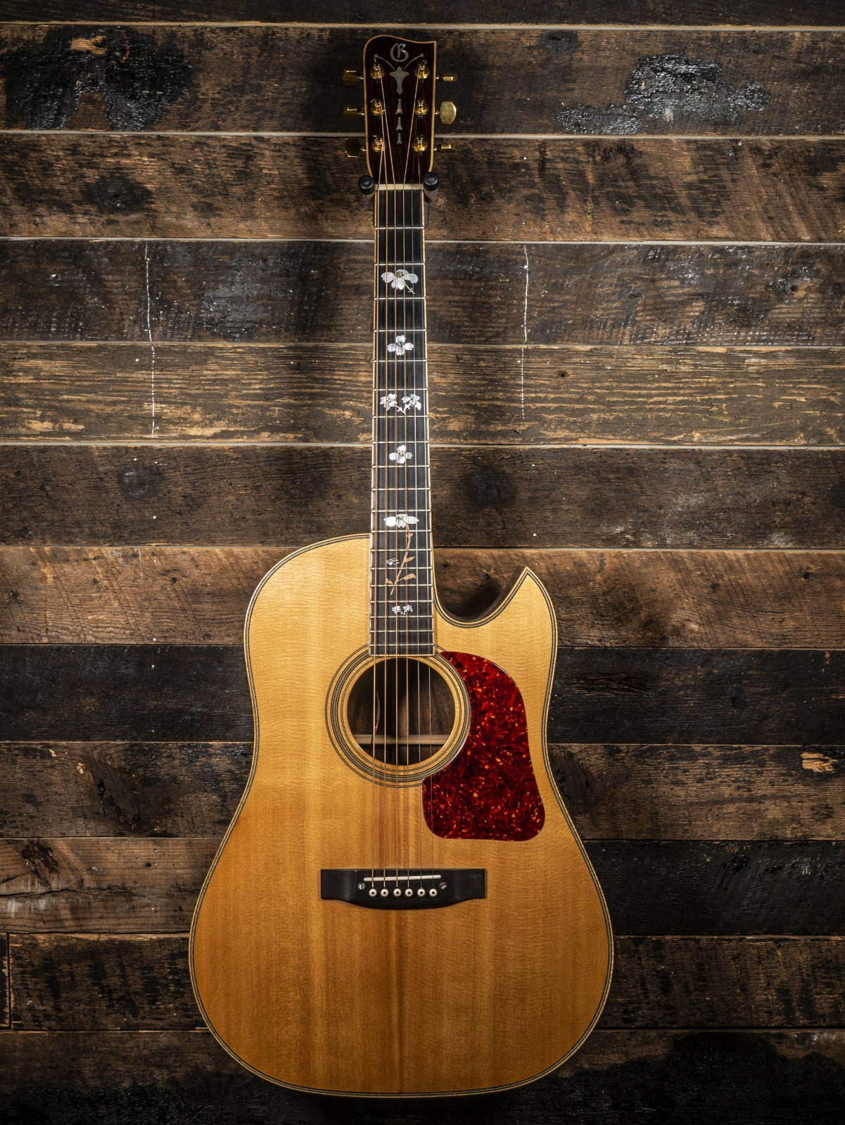 Gallagher Custom G70-M Brazilian Rosewood