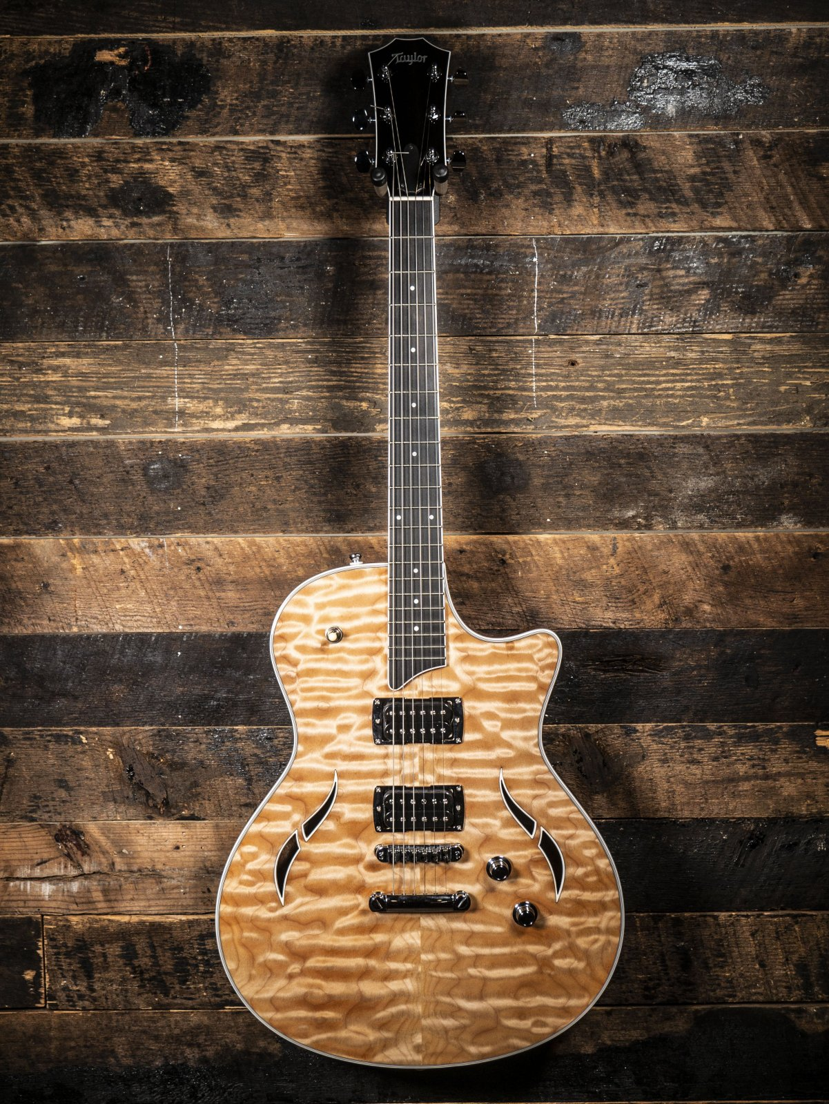 Taylor T3 Quilted Maple
