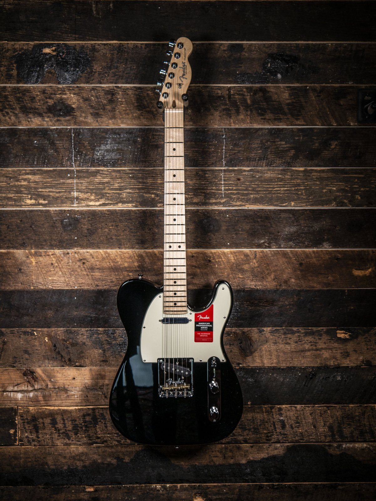 Fender American Professional Telecaster Black