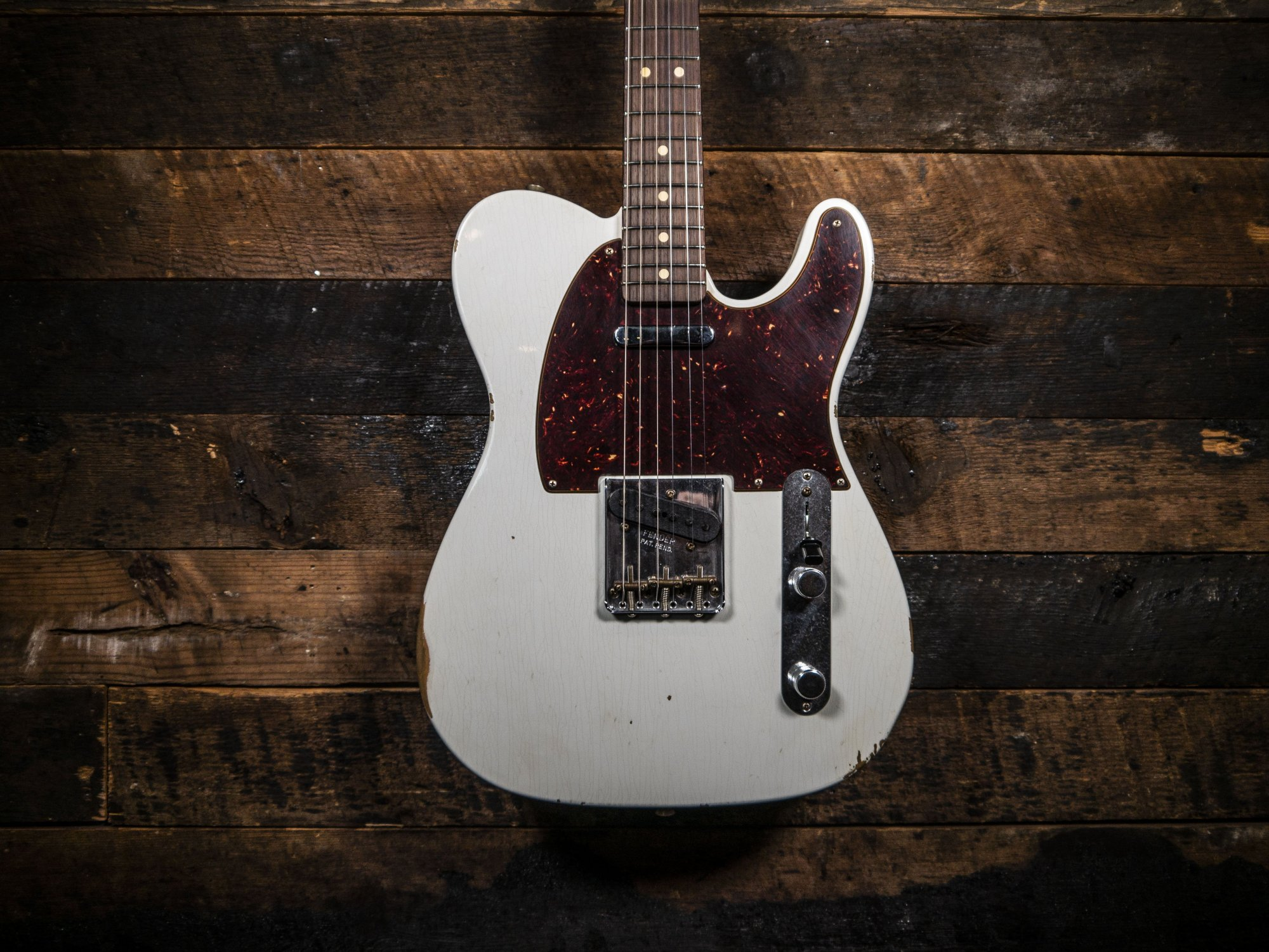 Fender Custom Shop 1963 Relic Telecaster (Limited)