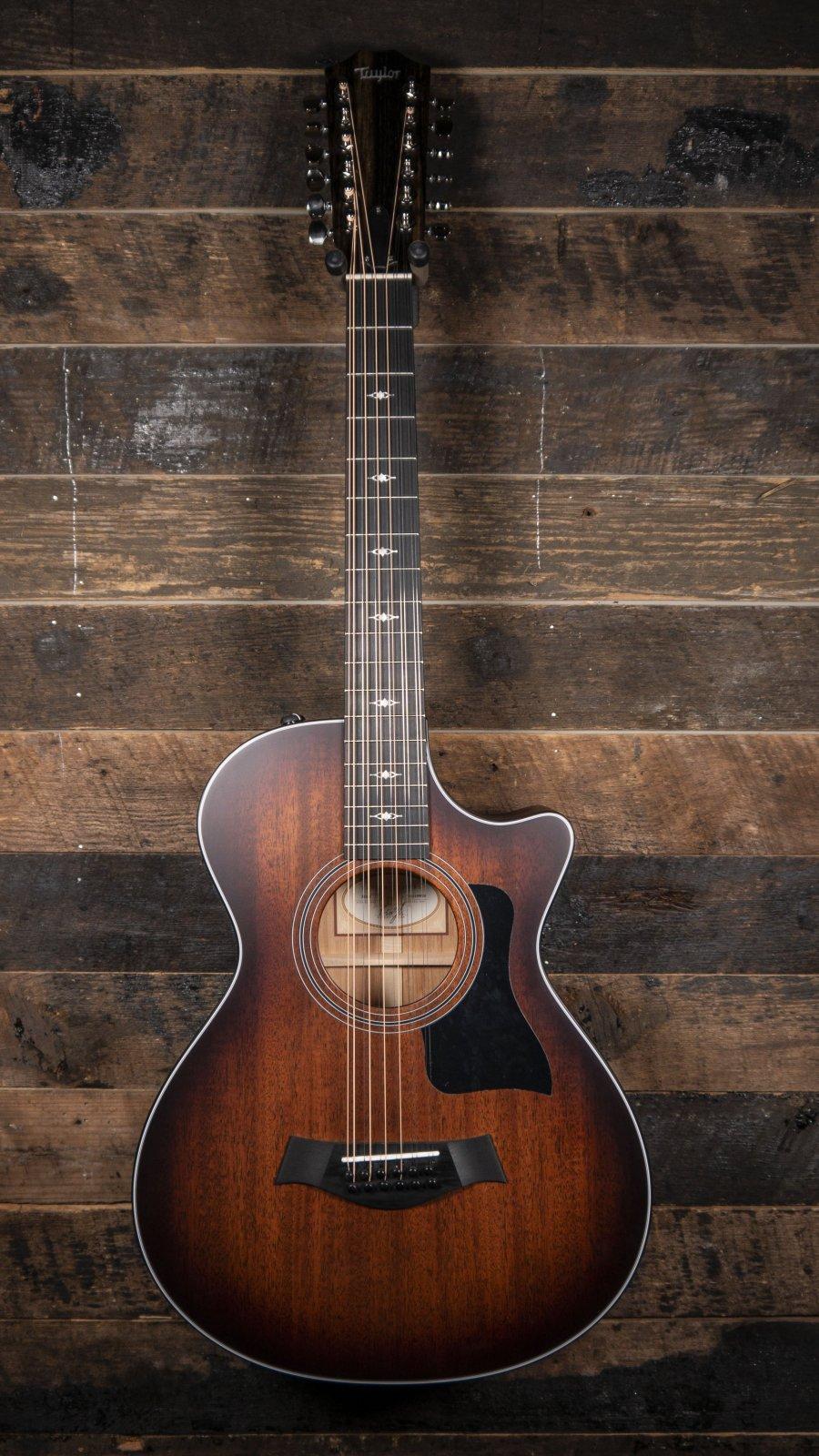 Taylor 362ce 12-fret 12 string
