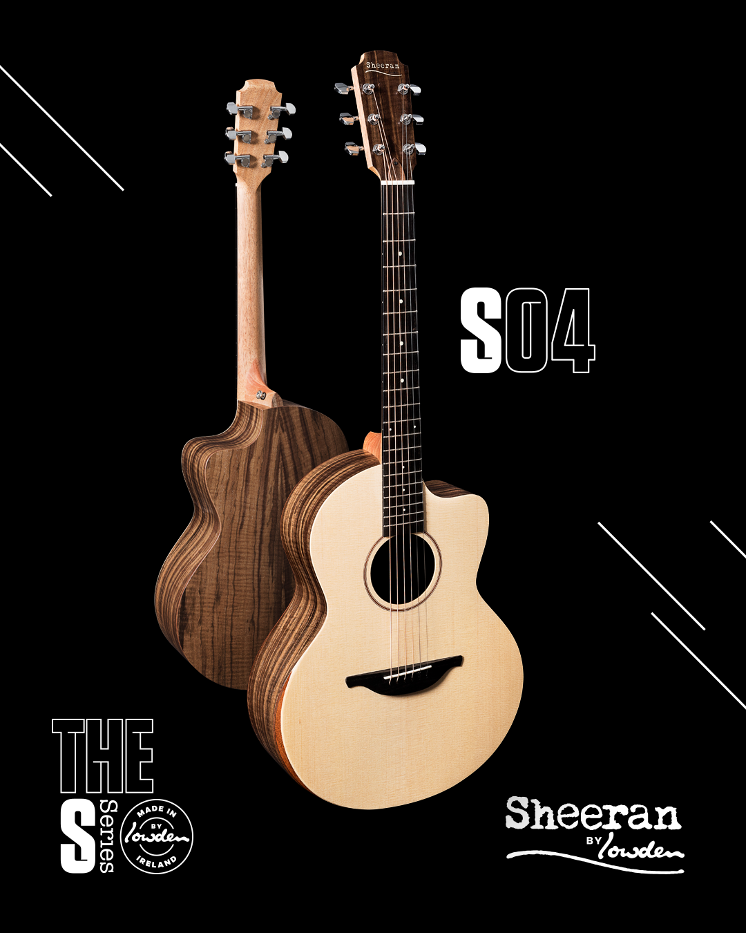 Sheeran S04 PRE ORDER