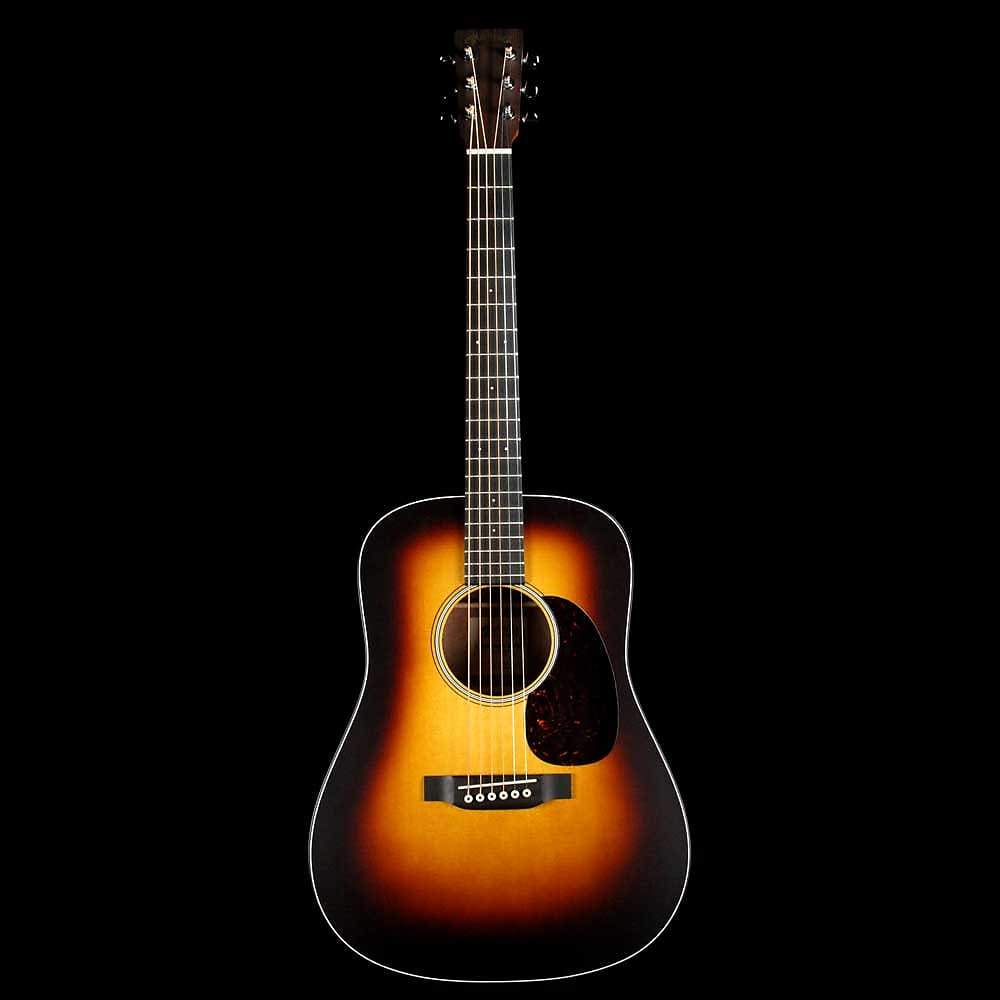 Martin D Jr Sunburst E