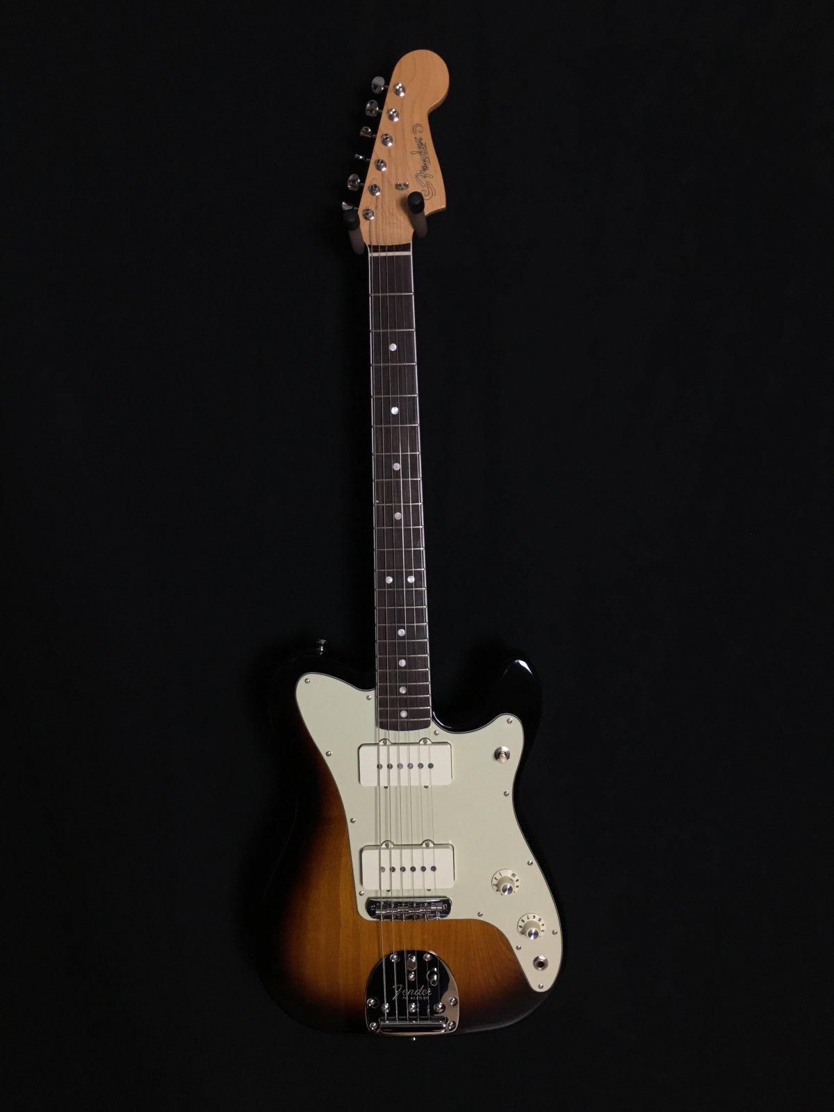 Fender Limited Edition Parallel Universe Jazz Tele Sunburst
