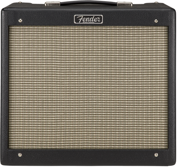 Fender, Blues Junior™ IV, Black, 120V Amp